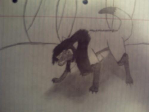 Me as a demon lobo 3