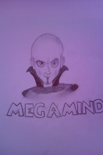 Megamind sketch