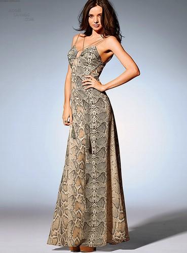 Miranda Kerr for Victoria's Secret, January 2012