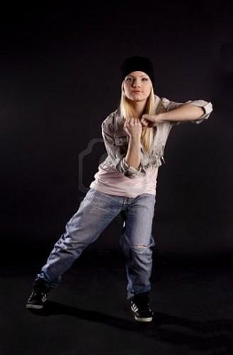 Modern Dance - Hip Hop