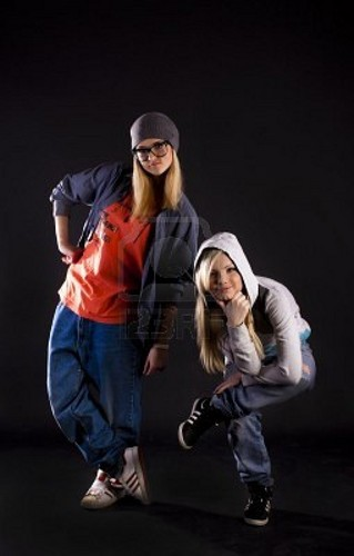 Modern Dance - Hip Hop