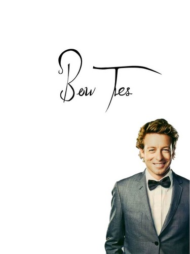 Mr. Baker Bowtie - simon-baker Photo