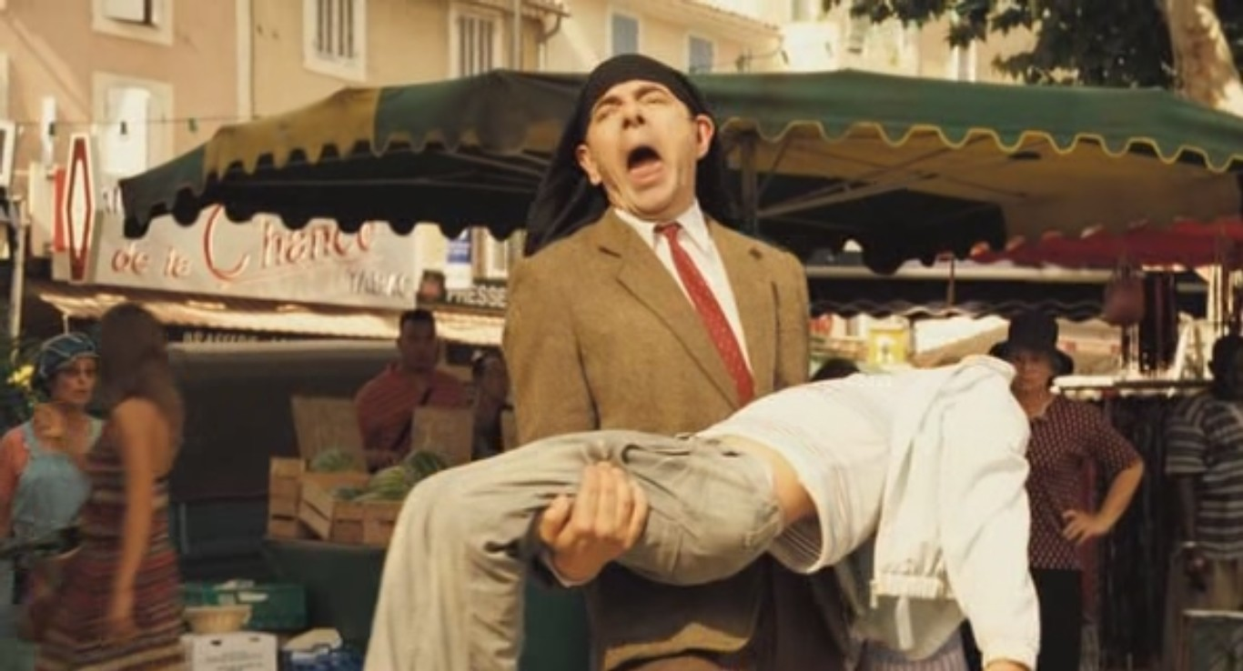 mr bean holiday Darren agnew was commissioned by simon whalley, exec producer, framestore design and digital to create the opening credits sequence for mr bean's holiday the.