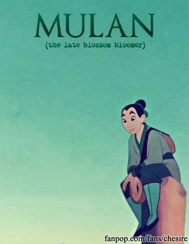 Mulan (The Late Blossom Bloomer) - disney-princess Photo