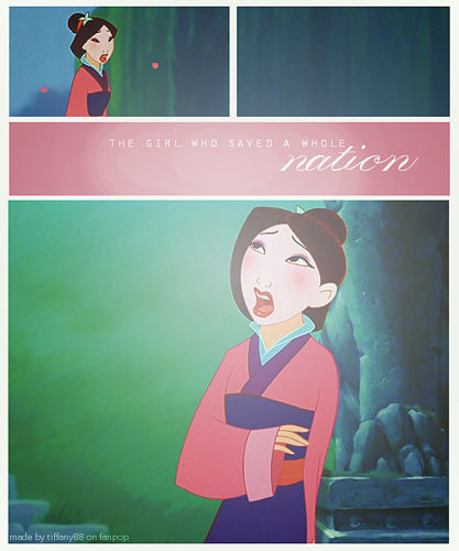 Mulan ~ ♥  - disney-princess Photo
