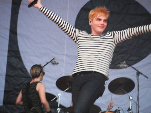 My Chemical Romance Big day out Auckland