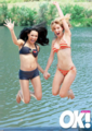 Naya and Heather