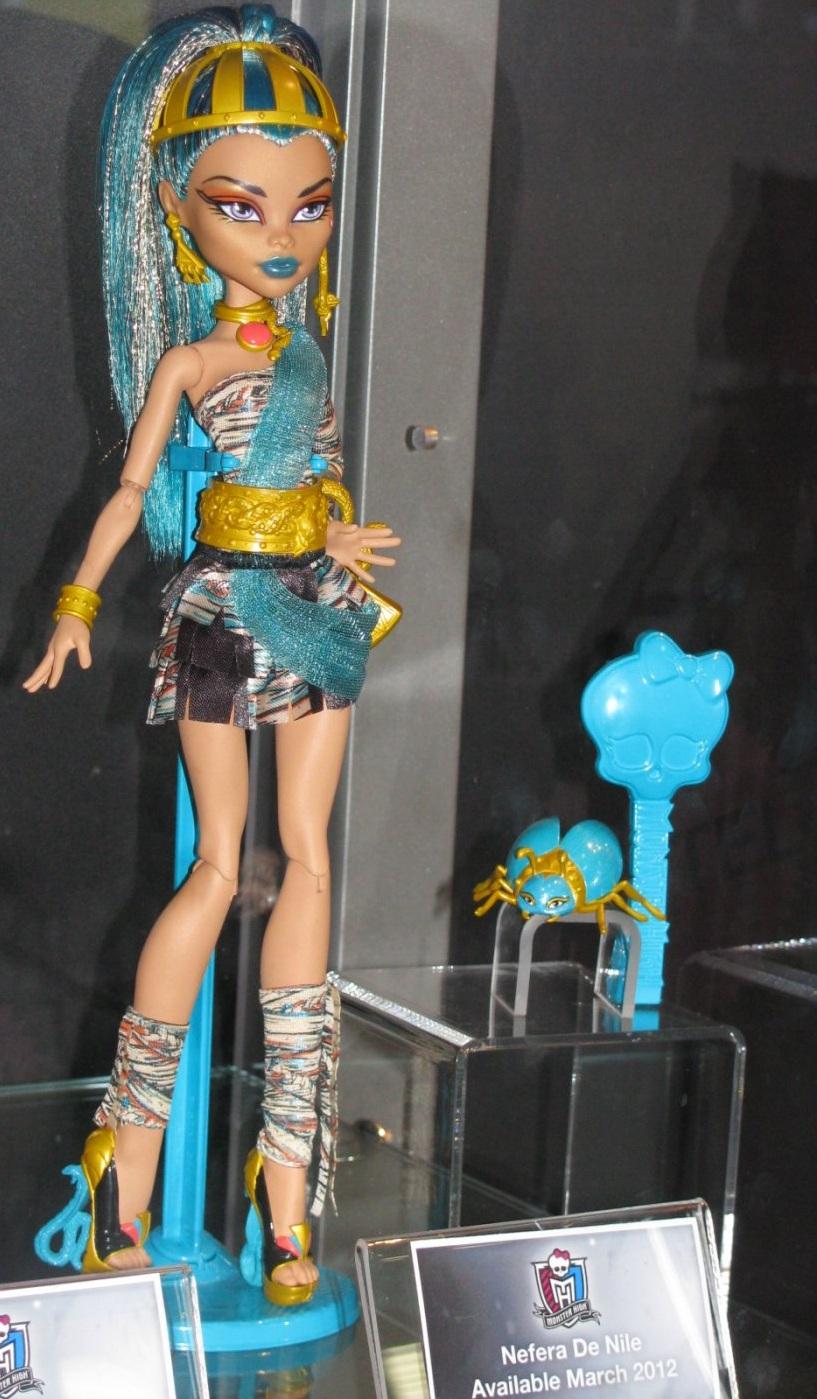 Monster High Nefera De Nile Nefera Great