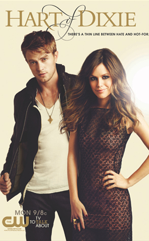 New Poster - Wade & Zoe! - hart-of-dixie Photo