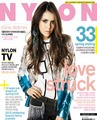 Nina on NYLON KOREA MAG