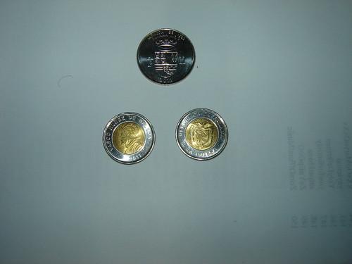 Panama 1 dollar coin