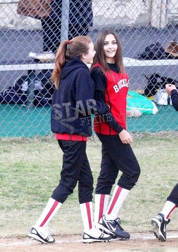 Paris Jackson january 2012