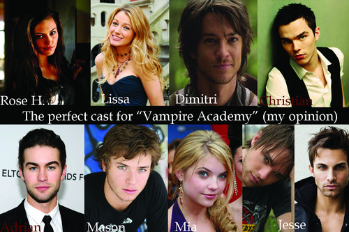 Perfect Cast (My Opinion)