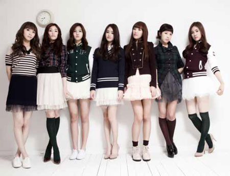 A Pink 에이핑크 Images Wallpaper And Background Photos