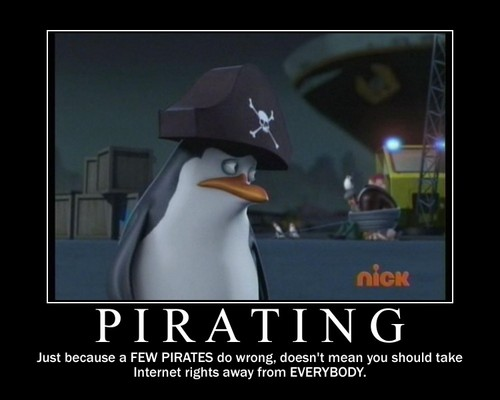 Pirating Motivational Poster