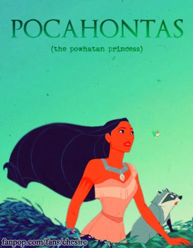 Pocahontas (The Powhatan Princess)