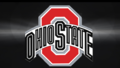 ohio-state-buckeyes - RED BLOCK O ON GRAY & BLACK wallpaper