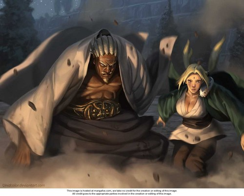 Raikage and Hokage