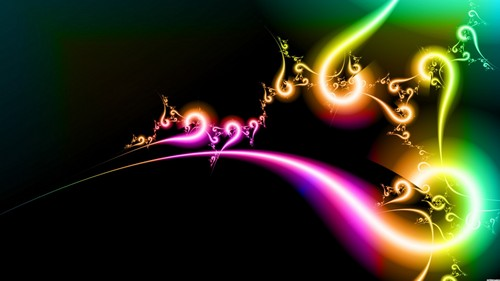 무지개, 레인 보우 색깔 바탕화면