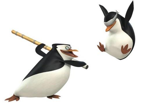 बिना सोचे समझे Penguins चित्र 5