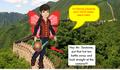 Ranma character: Male Ranma (Pixie Hollow version)