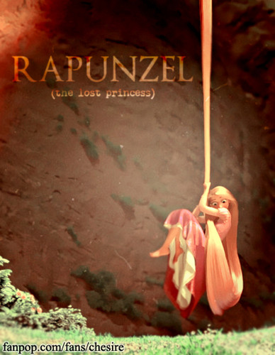 Rapunzel (The 迷失 Princess)