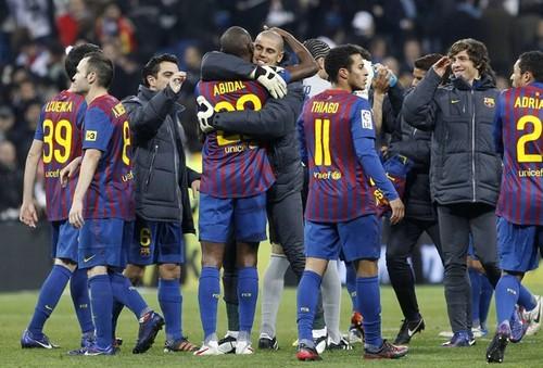 Real Madrid (1) v FC Barcelona (2) - Copa del Rey