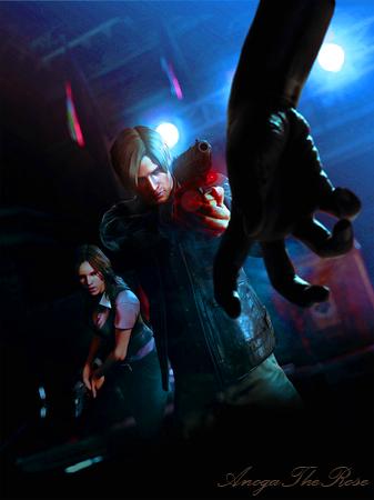 Resident Evil 6 -LEON