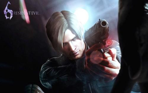 Resident Evil 6-LEON