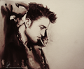 Rob Fanart - robert-pattinson fan art