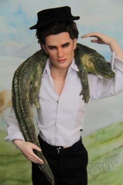 Rob dolls:)
