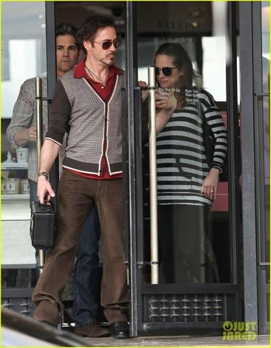 Robert Downey Jr. Interested in Tim Burton's 'Pinocchio'