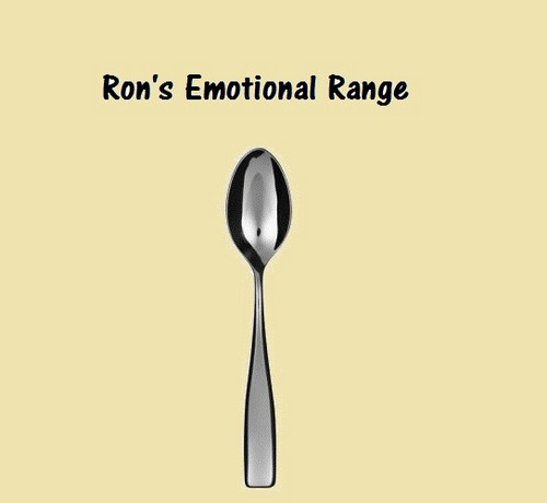Ron's Emotional Range