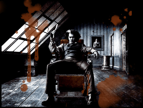 ST - benjamin-barker-sweeney-todd Photo