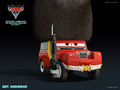 STG. Highgear - disney-pixar-cars-2 wallpaper