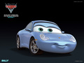 Sally - disney-pixar-cars-2 wallpaper