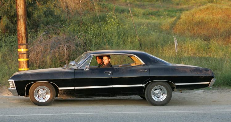 Sam Dean Amp The Impala Supernatural Photo 28406996