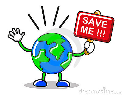 Save the Earth. <3