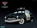 Sheriff - disney-pixar-cars-2 wallpaper
