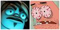 Similarities ~ Boog and Patrick Star