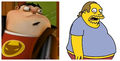 Similarities ~ Oz and Comic Book Guy