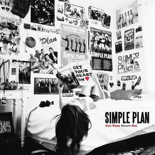 Simple Plan wallpaper probably containing an electric refrigerator, a sign, and a newspaper called Simple Plan