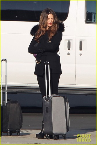 Sofia Vergara: Family Vacation on 'Modern Family'! - sofia-vergara Photo