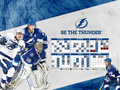 tampa-bay-lightning - TBL 2011-12 Schedule wallpaper