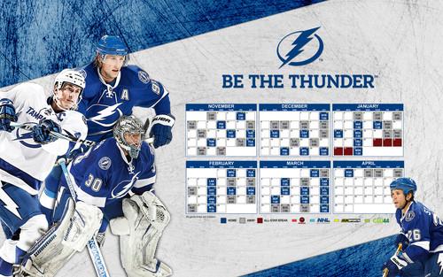 TBL 2011-12 Schedule