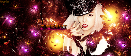 S.M.Entertainment wallpaper probably with a concert entitled TIFFANY