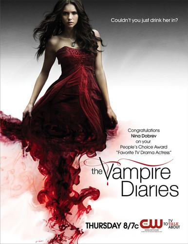TVD Season 3 Poster