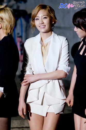 Taeyeon @ Seoul 音楽 Awards