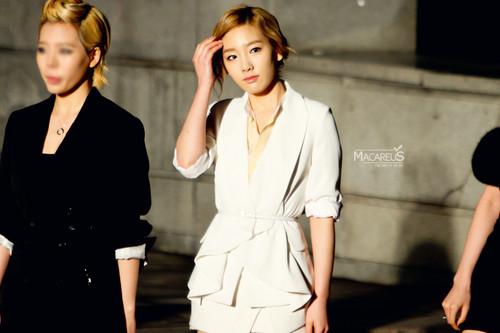 Taeyeon @ Seoul música Awards