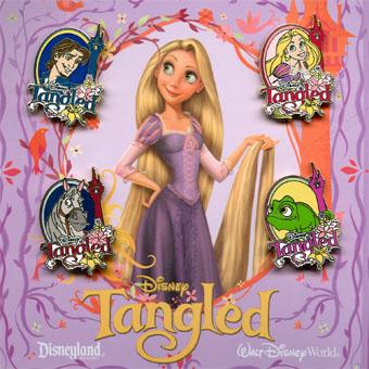 Tangled picha